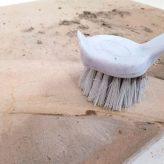 Limpiador de cemento