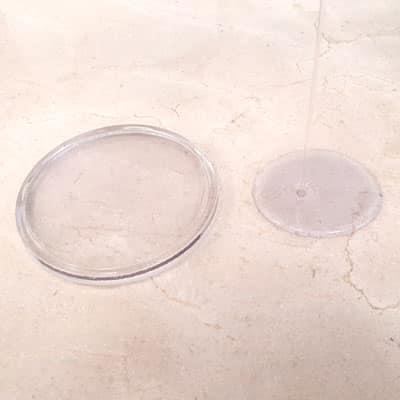 Resina de Poliéster Transparente QN LV-S